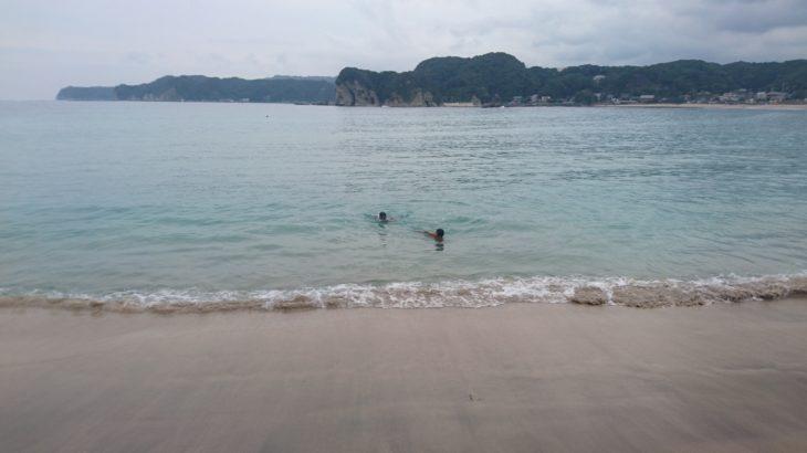勝浦市 白い砂と青い海、勝浦で一番人気の守谷海水浴場でシュノーケリングをしてきた